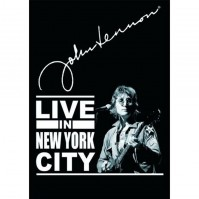 The Beatles John Lennon Postcard Live In New York Picture Image 100% Official