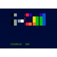 Coldplay XY Postcard Album Cover Image Picture Gift Fix You Talk 100% Official