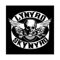 Lynyrd Skynyrd Biker Patch Skull Greeting Birthday Card Any Occasion Official