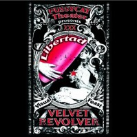 Velvet Revolver Libertad Greeting Birthday Blank Card Any Occasion Official