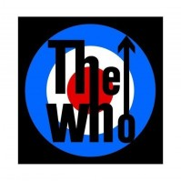 The Who Target Bullseye Logo Greeting Birthday Blank Card Any Occasion Official