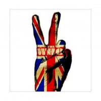 The Who Peace Fingers Hand Greeting Birthday Blank Card Any Occasion Official