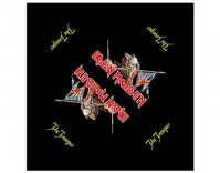Iron Maiden Bandana - The Trooper 100% Official Licensed Product