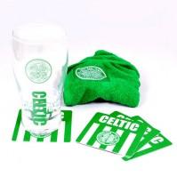 Celtic Football Club Mini Bar Set Official Football Merchandise