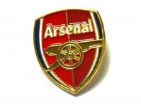 Arsenal AFC Gunners Football Club Metal Pin Badge Crest Logo Emblem Official