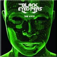 Black Eyed Peas Metal Steel Fridge Magnet The End Green Album Official
