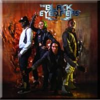 Black Eyed Peas Metal Steel Fridge Magnet The End Album Fan Official Gift