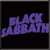 Black Sabbath Metal Fridge Magnet Band Album Cover Fan Gift Official