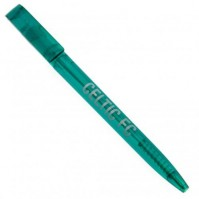 Celtic Football Club Official Retractable Pen Blue Ink Stationery School Fan
