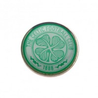 Glasgow Celtic FC Football Club Metal Pin Badge Crest Logo Emblem Official
