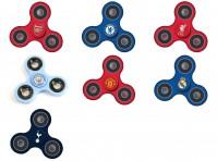 Various Football Team Club Fidget Finger Spinner Focus Official Fan Toy Kids