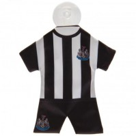 Newcastle United Football Club Official Mini Car Home Kit Crest Badge Hanging
