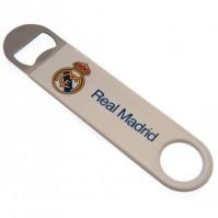 Real Madrid Football Club Official Bottle Opener Bar Blade Magnet Badge Crest