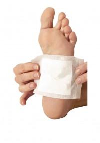 10 Pcs Detox Cleansing Foot Pads Patches Detoxify Remove BodyToxins