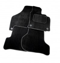Nissan Note (2006+) Perfectly Tailored Black Car Mats