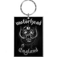 Lemmy Motorhead England Warpig Silver Metal Keychain Keyring Fan Gift Official