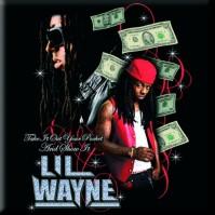 Lil Wayne Fridge Magnet Take It Out Your Pocket