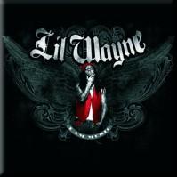 Lil Wayne I Am Music Fridge Magnet Album Metal Steel Rapper Logo Gift Official