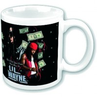 Little Lil Wayne Take It Out Your Pocket White Coffee Mug Boxed Official Gift