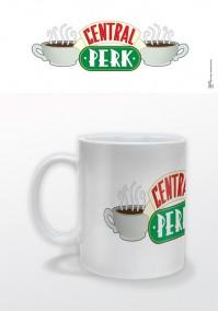Friends Central Perk Coffee Mug Tea Cup Official Ceramic TV Film Gift Cafe