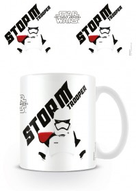 Star Wars The Force Awakens Stormtrooper Coffee Tea Mug Official Product