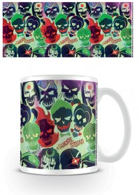 Suicide Squad Skullsch Joker Novelty Coffee Tea Mug Ceramic Official Product