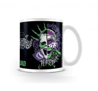 Suicide Squad Joker Insane DC Comics Coffee Tea Mug Ceramic Official Batman Gift