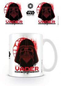 Star Wars Rogue One Darth Vader Disney Tea Coffee Mug Tea Coffee