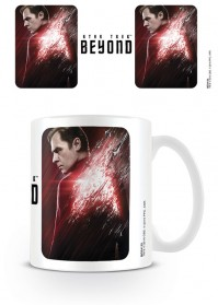 Star Trek Beyond Scotty Boxed Coffee White Gift Mug Simon Pegg Movie Official