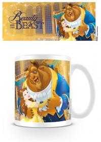 Beauty and the Beast Tale As Old As Time Tea Coffee Mug Disney Dance