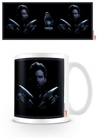 Guardians Of The Galaxy Vol. 2 Dark Star Lord Coffee Mug Tea Official Ceramic Film