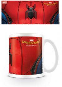 Spider-Man Homecoming (Chest) Coffee Mug Ceramic Tea Cup Official