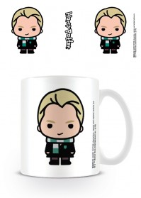 Harry Potter Official Chibi Draco Malfoy Ceramic Mug Cup Tea Coffee Hogwarts