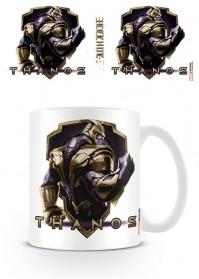 Marvel Comics Official Avengers Endgame Thanos Warrior Ceramic Mug Tea Coffee Cup