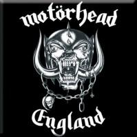 Motorhead Steel Metal Fridge Magnet War Pigs Black White Image Official Licensed