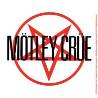 Motley Crue Shout At The Devil Single Coaster Cork Band Official Merchandise