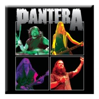 Pantera Album Metal Steel Fridge Magnet Band Photo Logo Icon Gift Official