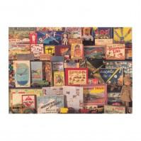 1940'S Toy Box Robert Opie Postcard Official