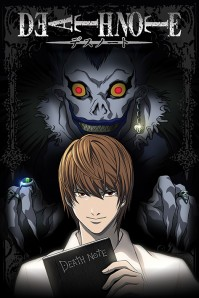 Death Note From The Shadows Anime Ryuk Large Poster Official Wall Decor Bedroom