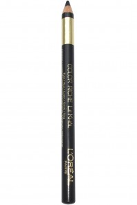 L'Oreal Color Riche Le Kohl Eyeliner Pencil Midnight Black Smokey Eye Contour
