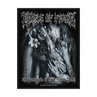 Cradle of Filth Principle of Evil Made Flesh Standard Patch Black Sew Woven