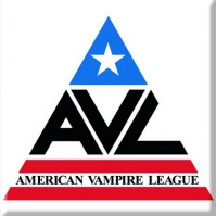 True Blood AVL American Vampire League Steel Metal Fridge Magnet TV Show Official