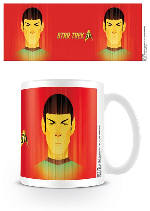 STAR TREK Mego Mug 11oz