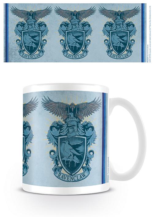 OFFICIAL HARRY POTTER RAVENCLAW Crest officiel Mug Tasse à Café Nouveau Boîte Cadeau