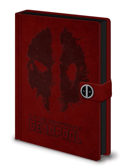 Pyramid International A5/Deadpool Splat Notebook